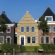 TRADITIONAL HOUSES IN NETHERLANDS — Stock Photo #3636011