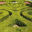 Stock Photo: Baroque Garden