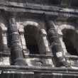 Roman Windows, Porta Nigra — Stockfoto