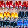 Stock Photo: Wood shoes in Netherlands, souvenir