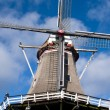 Traditional Windmills, Netherlands — Stock Photo