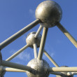 Atomium in Belgium — Stock Photo