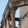 Corinthian columns, Split — Photo