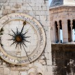 Clock Tower of Split, Croatia — Stock Photo #3711736