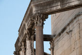 Corinthian columns, Split — Stock Photo