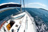 Jachting — Stock fotografie