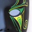 Beautiful painted venetian mask - Stock Photo