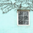 Old timeworn wall with window — Stock Photo #2898117