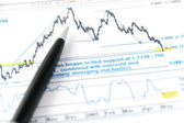 Market analysis — Stock Photo