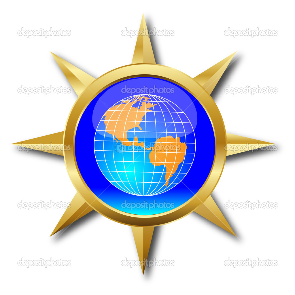 Web icon tourism.Vector — Stock Vector #3005199