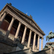 National gallery in Berlin — Foto Stock