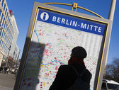 Berlin Mitte — Stock Photo