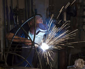 Weld — Stock Photo