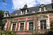 Alte villa — Foto Stock