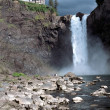 Stock Photo: Snoqualmie Falls