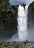 Snoqualmie Falls — Stock Photo