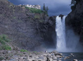 Snoqualmie Falls — Stock Photo
