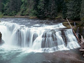 Lower Lewis Falls 2 — Stock Photo