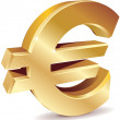 Euro Symbol - Stock Vector