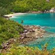 Anse Major — Stock Photo