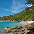 Anse Major - Stock Photo
