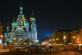 Saint Petersburg, Russia, Church — Stock Photo
