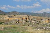 Hierapolis Amphitheatre. Turkey — Stock Photo