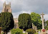 An English Mediaeval Church — Stock Photo