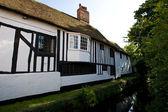 Mediaeval Cottages — Stock Photo