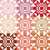 Retro pattern — Stock Vector