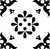 Design vector ornament elements — Stock Vector