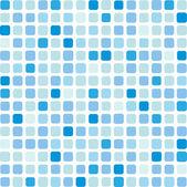 Marine mosaic background — Stock Vector