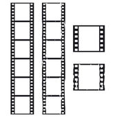 Films backgrounds — Stock Vector