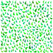 Leaf retro pattern — Stock Vector