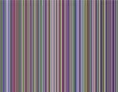 Vertical stripes background — Stock Vector