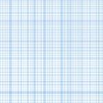 Pastel blue plaid — Stock Vector