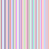 Vertical pastel stripes background — Stock Vector