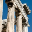 akropolis in athen — Stockfoto
