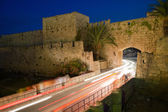 Entrance to Rhodes Old Town — Stock Photo