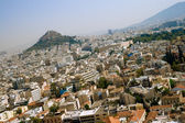 Mount Lycabettus — Stock Photo