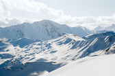 Austrian Alps. Ischgl — Stock Photo