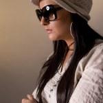 Portrait of fashionable women — Stock Photo #2761813