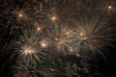 Feuerwerk — Stock Photo