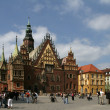 Stock Photo: Wroclaw Town Hall