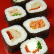 Sushi futomaki — Stock Photo