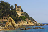 Costa Brava,Catalonia,Spain — Stock Photo