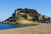 Castle in Tossa Del Mar — Stock Photo