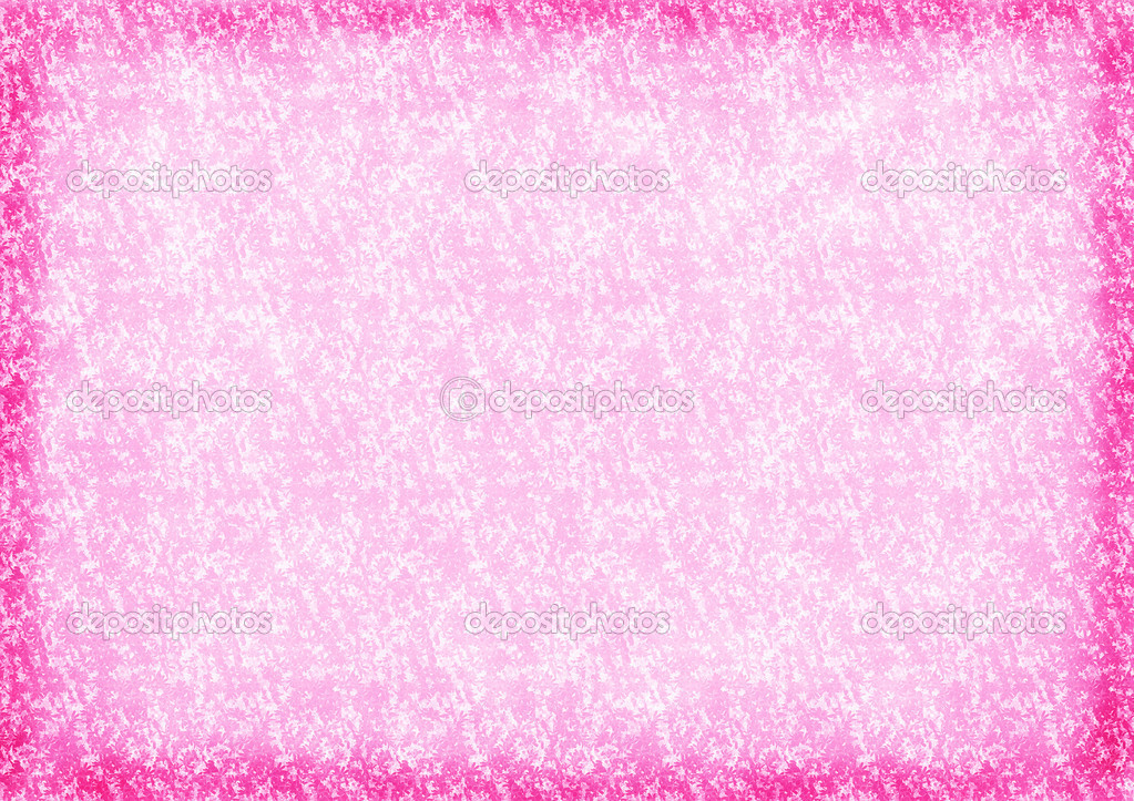 Pink color background with flowers stock image