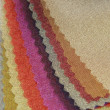 Stock Photo: Organzfabric texture sampler