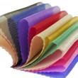 Organza fabric texture sampler — Stock Photo #3495160